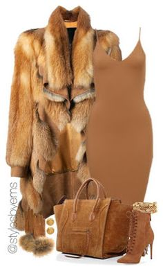 A fashion look from January 2016 featuring LISKA coats, Alexandre Birman ankle booties and Charlotte Russe bracelets. Browse and shop related looks. Love Fashion, Fashion Outfits, Womens Fashion, Fashion Trends, Classy Outfits, Cute Outfits, Blazers, Mode Glamour, Fabulous Furs