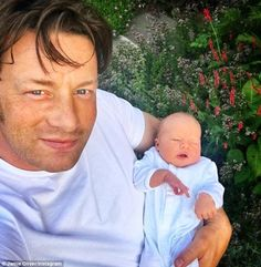Jamie Oliver reveals he won't be having any more children