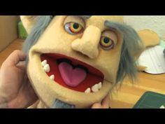 ▶ Making of a Goblin Puppet - YouTube
