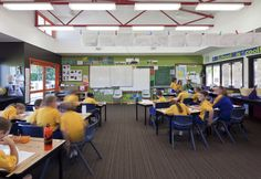 Chinchilla Christian School  #architecture #education #school #design #classroom #modern #australia
