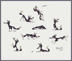 Collies+by+Gautree.deviantart.com+on+@deviantART ★ || CHARACTER DESIGN REFERENCES™ (https://www.facebook.com/CharacterDesignReferences & https://www.pinterest.com/characterdesigh) • Love Character Design? Join the #CDChallenge (link→ https://www.facebook.com/groups/CharacterDesignChallenge) Share your unique vision of a theme, promote your art in a community of over 50.000 artists! || ★