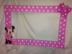 Photo Frame Party Prop Mickey Minnie Mouse to Take Pictures at Party Photobooth | eBay