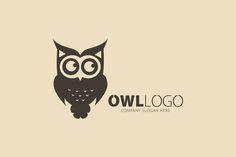 Owl Logo @creativework247