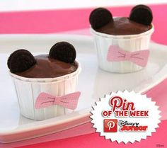 Minnie Mouse treats