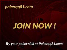 Pokerqq81 - situs judi poker online Indonesia terpercaya