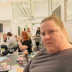 Surprise! I'm not a hermit. Sometimes I can be seen in a group of people. : #deardiary so far #today I've participated in this morning coffee thingy the subject was time control and organising work. Then I have travelled back to my own office and created social media profiles just to get some screenshots. Also: annoyed the hell out of my boss. : I wish I had brought lunch with me. I have absolutely no interest to leave again. : #Päivänhanna #dailyme #photooftheday #picoftheday #fmspad…