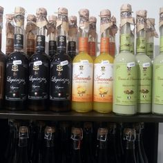 Liquori tipici siciliani