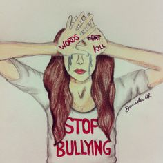 stop bullying drawings tumblr - Google Search