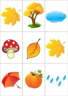 Восприятие Book Activities, Teaching Resources, Fallen Book, Kindergarten Class, Montessori Materials, Autumn Crafts, Preschool Themes, Memory Games, Kids Education