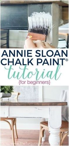 Wood Profit - Woodworking - How to Use Annie Sloan Chalk Paint® - a tutorial for beginners Discover How You Can Start A Woodworking Business From Home Easily in 7 Days With NO Capital Needed!