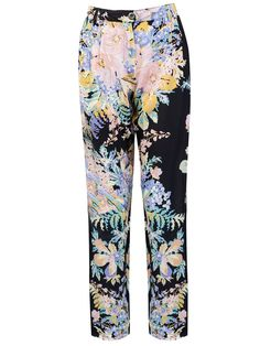 Little Joe Woman Cool Breeze Silk Pant