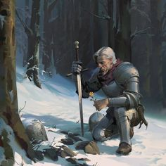 Fantasy Rpg, Medieval Fantasy, Fantasy Artwork, Fantasy World, Dark Fantasy, Epic Characters, Fantasy Characters, Fantasy Inspiration, Character Inspiration