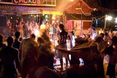 Thailand Full Moon Party Dates - 2014