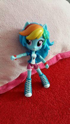 Equestria girls minis Rainbow Dash