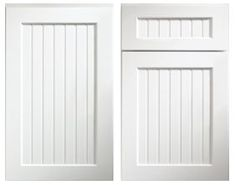 Shaker Beadboard Cabinet Door Poplar Frame Poplar Panel