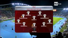 World Cup 2018 Qualifiers: Macedonia vs Italy 09102016