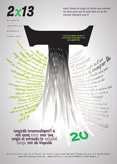 Abécédaire : illustration typographique de poèmes : T