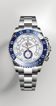 6229c1f833 Rolex is introducing the new Yacht-Master II, its unique regatta  chronograph. It. Skeleton WatchesBreitling