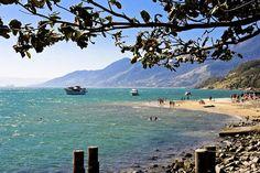 Praia de Pedras Miúdas em Ilha Bela- SP