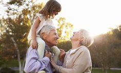 Opa's en oma's die op hun kleinkinderen passen leven gemiddeld 5 jaar langer