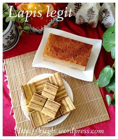Special Compilation Of Chinese New Year Cookies, Snacks And Cakes Recipes Chinese New Year Cookies, New Years Cookies, Chinese Cake, Chinese Food, Chinese Recipes, New Year's Snacks, Lapis Legit, Asian Cake, Cakes Plus