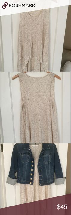 Super cute On The Road  sundress Great layering dress.  Wear on its own or with some cute leggings, under a denim jacket.  So versatile!  NWOT On The Road Dresses Mini