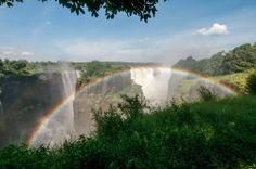 UNESCO World Heritage Site #268: Mosi-oa-Tunya / Victoria Falls
