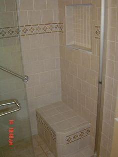 david instead of drop down bench seat bathroom remodel shattalon area