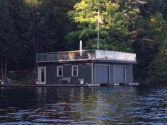 SCHOOLHOUSE BAY - Great family cottage rental on a private peaceful bay on Lake Joseph, MUSKOKA.