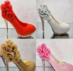 Trend Model 2015 High Heels Shoes - http://heeyfashion.com/2016/11/trend-model-2015-high-heels-shoes/