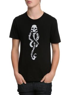 Harry Potter Death Eaters Dark Mark T-Shirt | Hot Topic