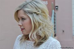 The Small Things Blog: Hair Tutorials My hair is just about long enough for most of these!
