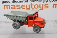 Matchbox Lesney No.6a Quarry Truck FREE WORLDWIDE SHIPPING in Toys & Games, Diecast & Vehicles, Cars, Trucks & Vans | eBay!