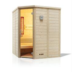 Saunakabine Urban bei SISU-SAUNA Tall Cabinet Storage, Locker Storage, Lockers, Urban, Furniture, Home Decor, Fine Dining, Bathing, Decoration Home