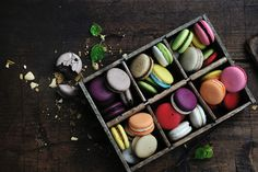 Macaroons by George Matasov