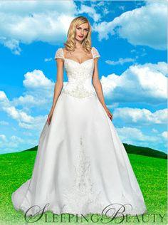 51 best disney princess wedding dresses by kirstie kelly images on aurora dress junglespirit Choice Image