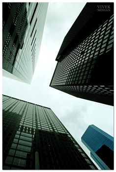 Polygons by Vivek Mohan on City Life, New York City, Skyscraper, Multi Story Building, Louvre, Travel, Image, Architecture, Skyscrapers