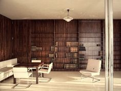 Palisandro - Casa Tugendhat