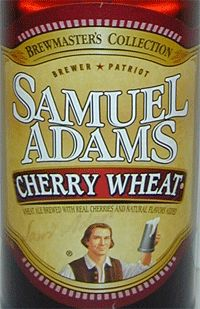 Sam Adams Cherry Wheat - A nod to Michigan since it's made with Michigan cherries.  A wheat beer with great flavor.