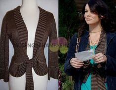 Juicy Couture / Gilmore Girls / 6.11 - The Perfect Dress / 2006