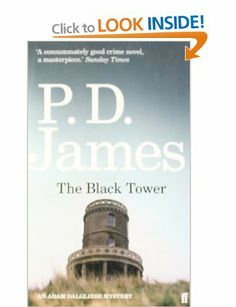 The Black Tower: Amazon.co.uk: Baroness P. D. James: Books