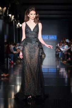 Fouad Sarkis 2015 collection - Couture