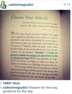 """'Bachelor' Sean Lowe's fiancee, Catherine Giudici is reading """"Wisdom For The Way Wise Words For Busy People"""""""