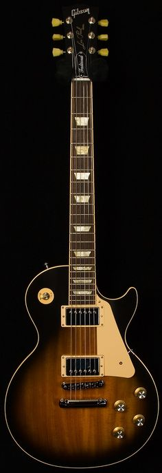 Gibson Les Paul Traditional Mahogany Satin Vintage Sunburst