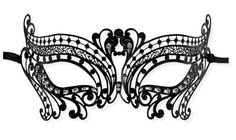 Masquerade Mask Template | Masquerade Masks Templates For Girls 'party girl' mask filigree