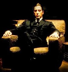 "Michael Corleone (Al Pacino)  in ""The Godfather part I, II and III"" .. And this is the best role and the best male performance ever. Of course it is a bit ""unfair"" to the others since Al Pacino had three movies (almost a HBO miniseries !!) and twenty years to develop the character. Still I love this performance more that any other on the board."