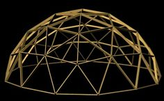 Cupole Geodetiche cupola geodetica
