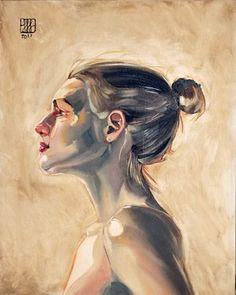 "Lauren Szabo ""Portrait of Cari"""