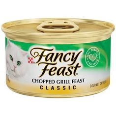 Classic Chopped Grill Feast Gourmet Chicken and Beef Wet Cat Food 3oz can case of 24 ** You can get additional details at the image link-affiliate link. #Foodfor Cats