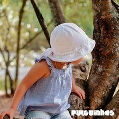 A coleção de chapéus e acessórios Pulguinhas para 3af0bca7543